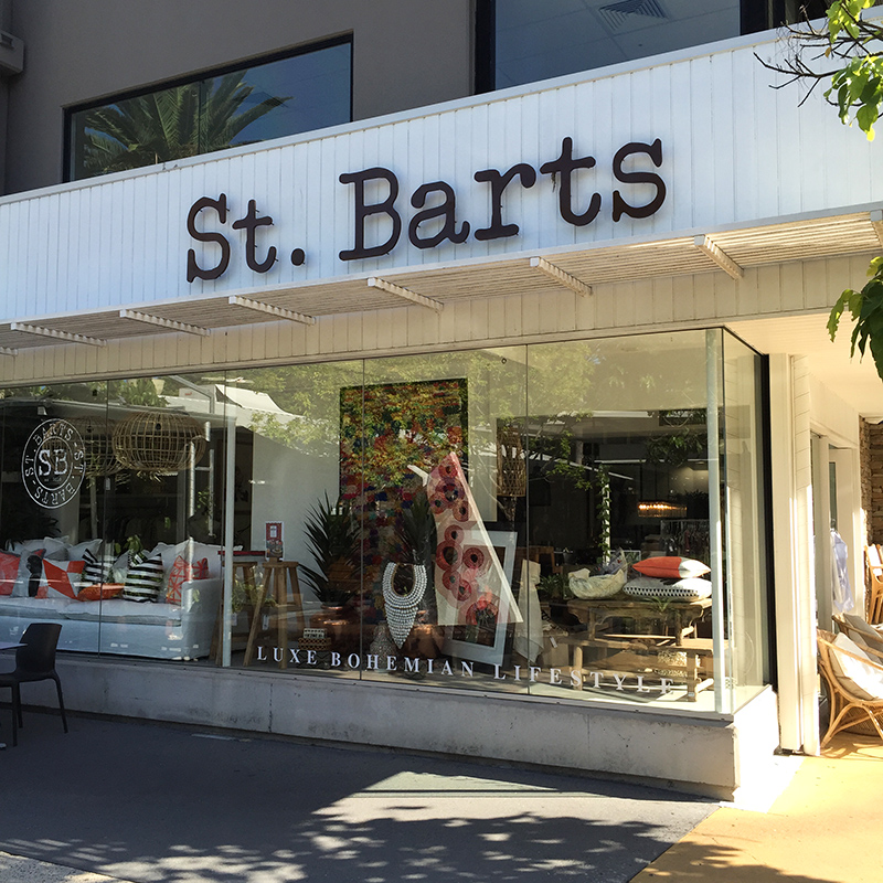 St. Barts - Luxe Bohemian Lifestyle