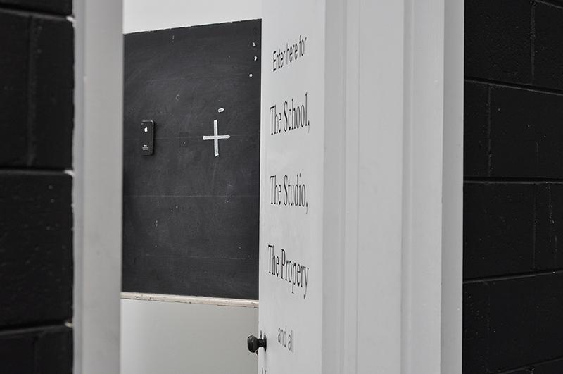 The School by Megan Morton