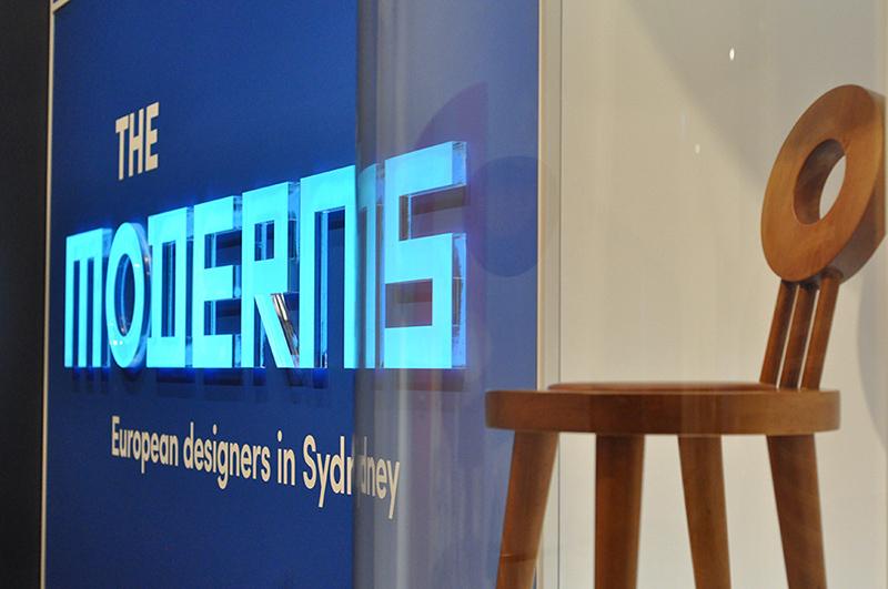 The Moderns: European designers in Sydney