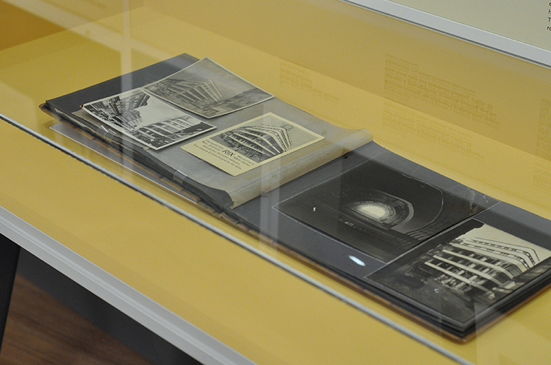 Scrapbook of modernist exteriors