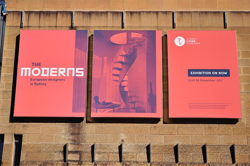 Museum of Sydney exterior - cnr of Phillip and Bridge St