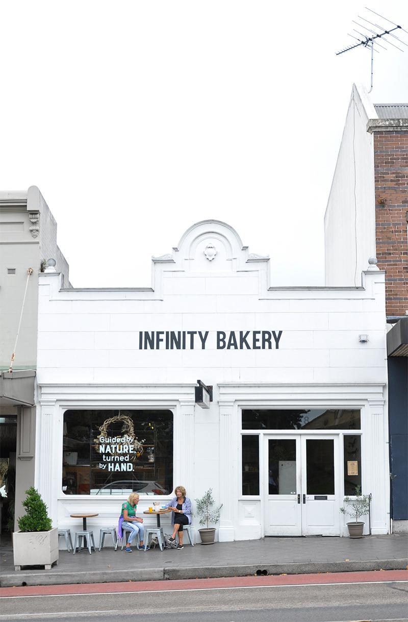 Paddington - Infinity Bakery