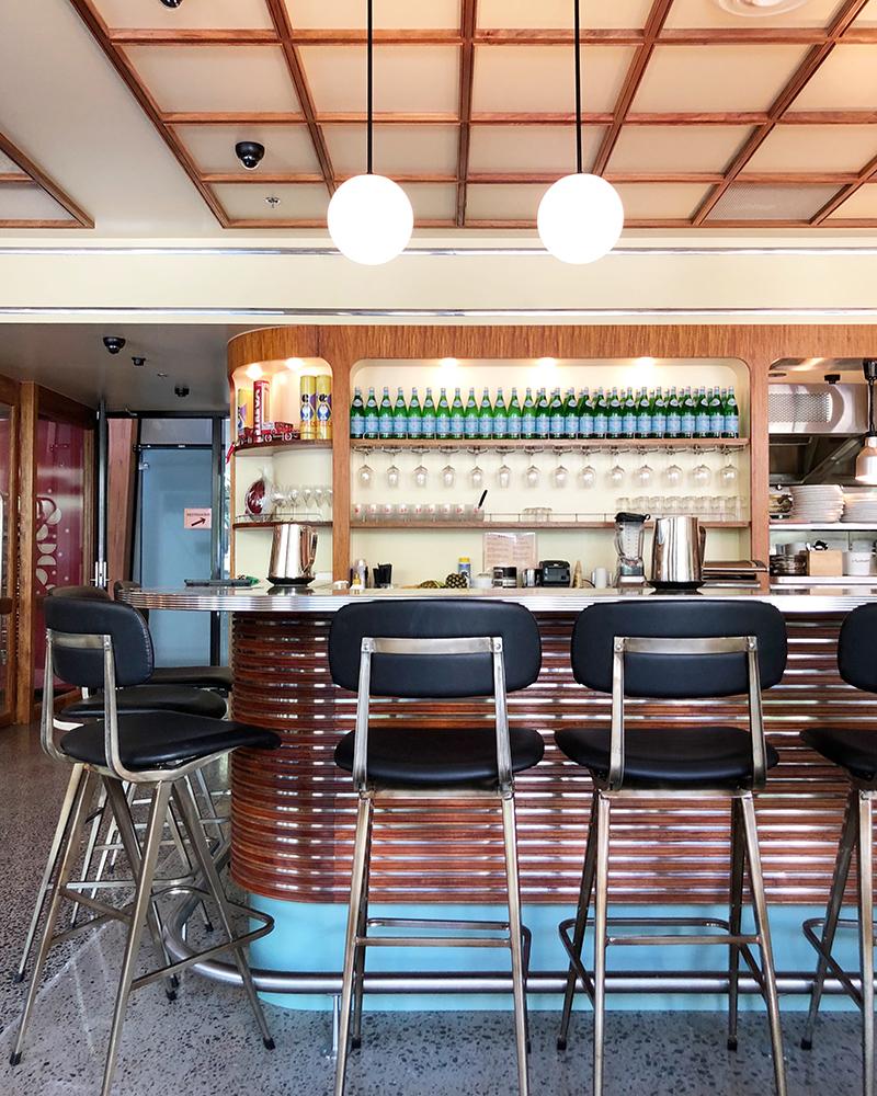 Barbetta restaurant