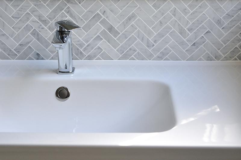 Master bath reno - Renovation project for a master bathroom.