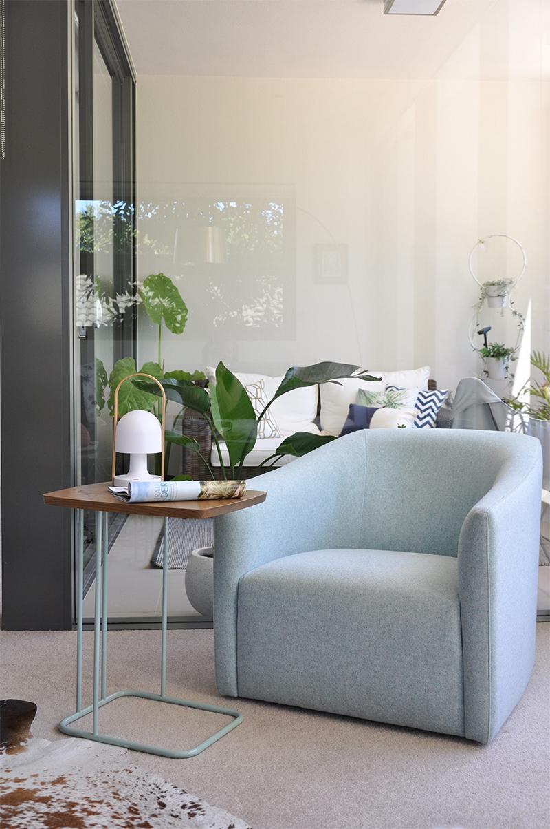 Jardan chair