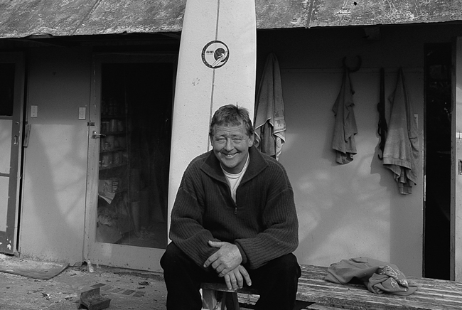 "Bob Davie passed away last Tuesday. Aged 75 his passing has rocked the surfing community. The Surfer/Shaper was the first to do large scale production in the 60's and 70's. Allan Byrne, Rod Dahlberg and a host of top shapers were taught their craft by Bob. The term legend is bandied around too loosely, Bob was literally and actually a deadset legend.  We've had a long running joke about a board he shaped me, it's a beautiful log, triple stringer, wood tail block, gloss coat. Bob has been horrified that I haven't surfed it- he made the board to be surfed, I can't bare the thought of waxing it. Bob's joke was always 'You ridden that board yet!' first thing he'd say; in fact that's how phone calls would start. Then if other people were around, he'd go for the shock line 'ahhh you're still waiting for me to die so you can put it on Trademe aren't ya!"" I'd reply 'hurry up an get on with it', we'd both crack up, knowing Bob was quite chuffed he'd shocked some randoms. And that's our Bob, legend, but not invested in it, a wealth of knowledge, craftsman, prankster, father, grandfather... the man."