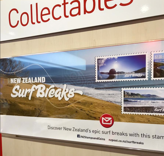 It's a huge stoke to walk into a Post Shop and see your images on the wall and promo screens