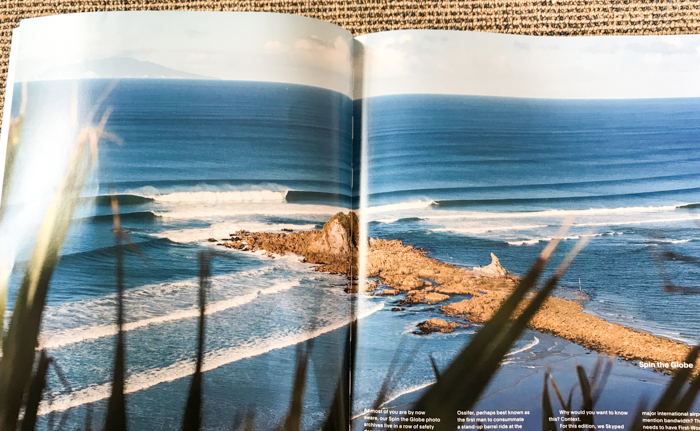 The Surfers Journal Spread