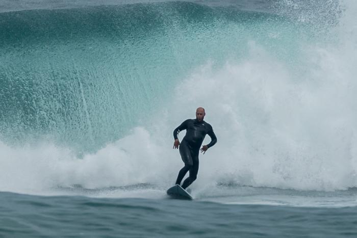 wave selection on point Luke :)