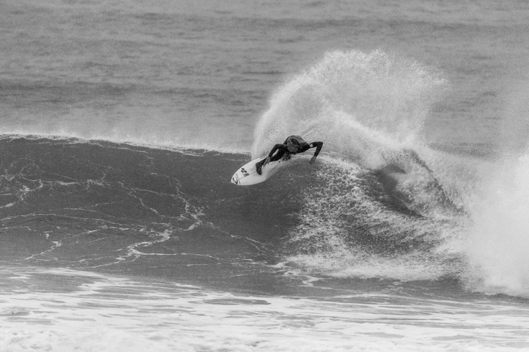 Grom sensation Caleb Cutmore found a few rare open faces