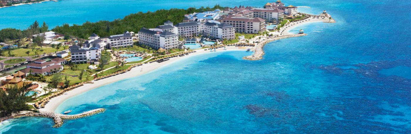 Secrets Resort, Montego Bay, Jamaica