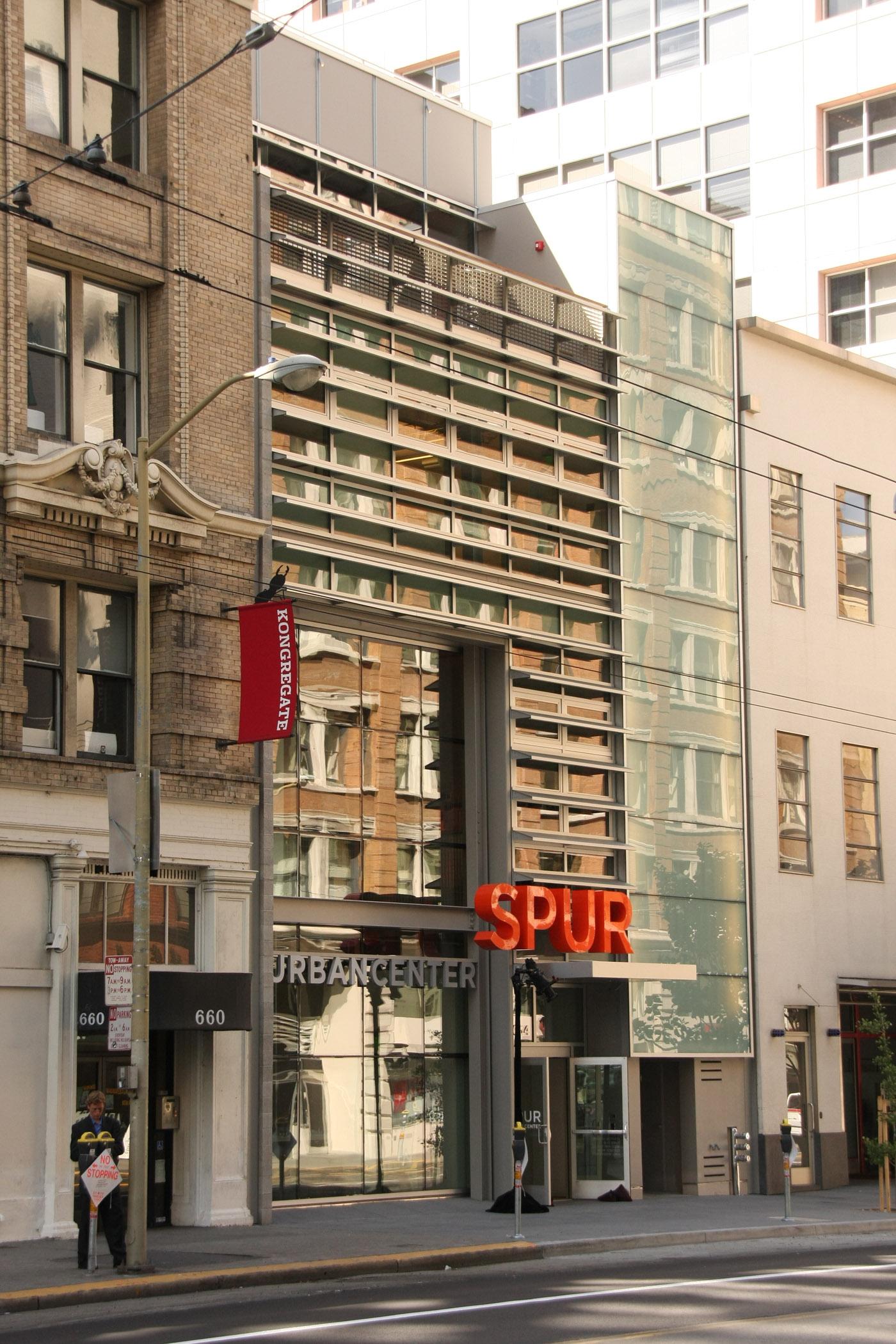 SPUR Urban Center - Building Front.jpg