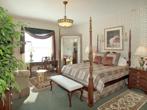 Room 1 - Single Queen Bedroom - $150 per night