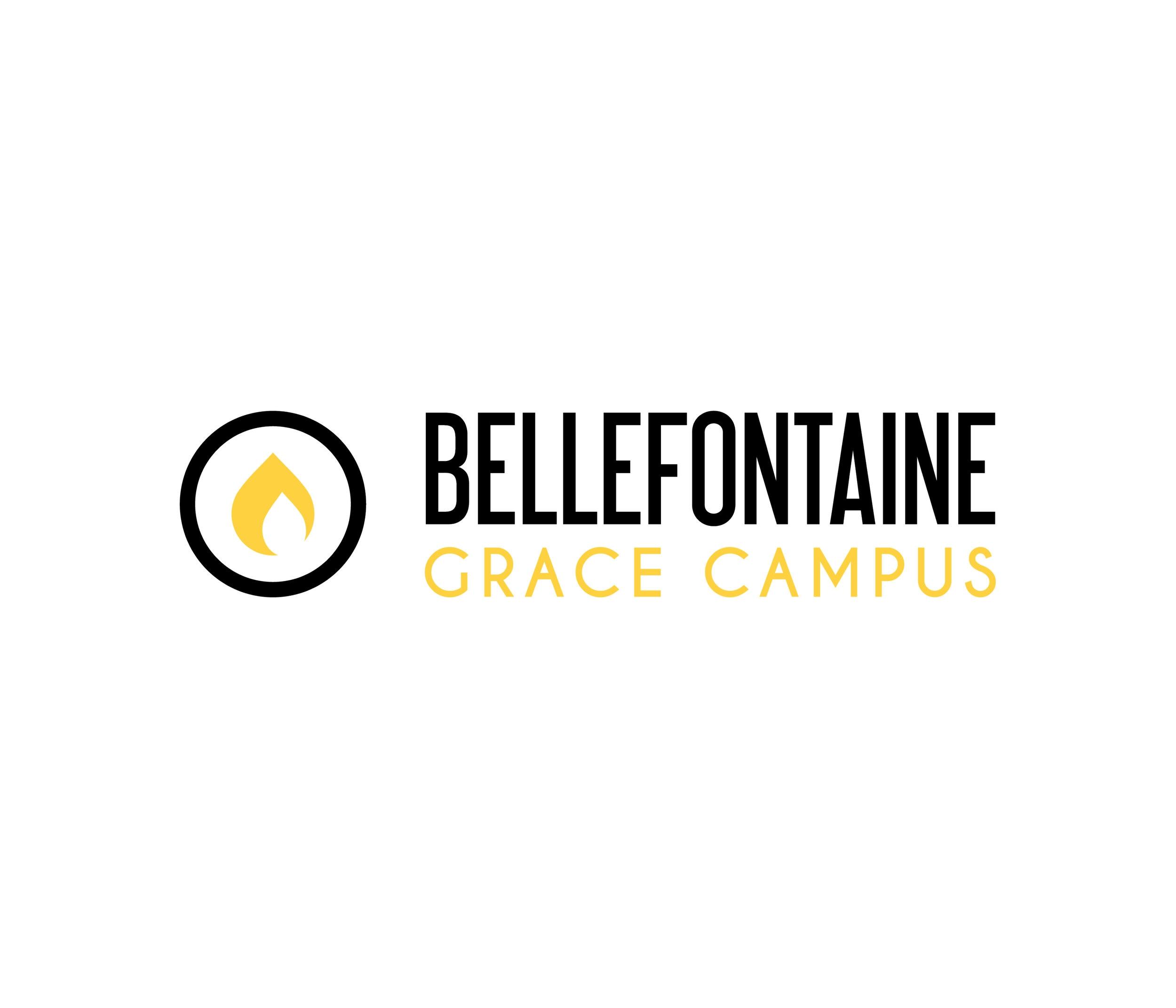 Bellefontaine Grace Campus Logomark