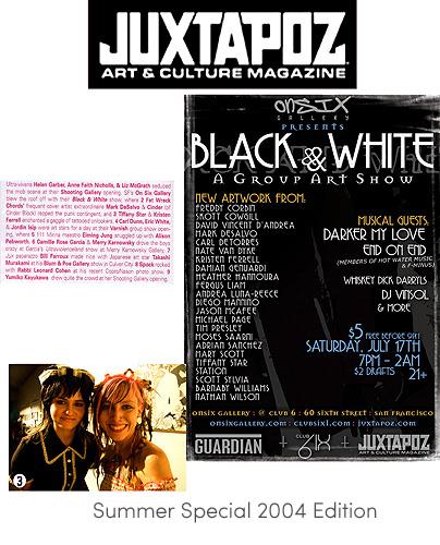 Show Review- Juxtapoz 2004