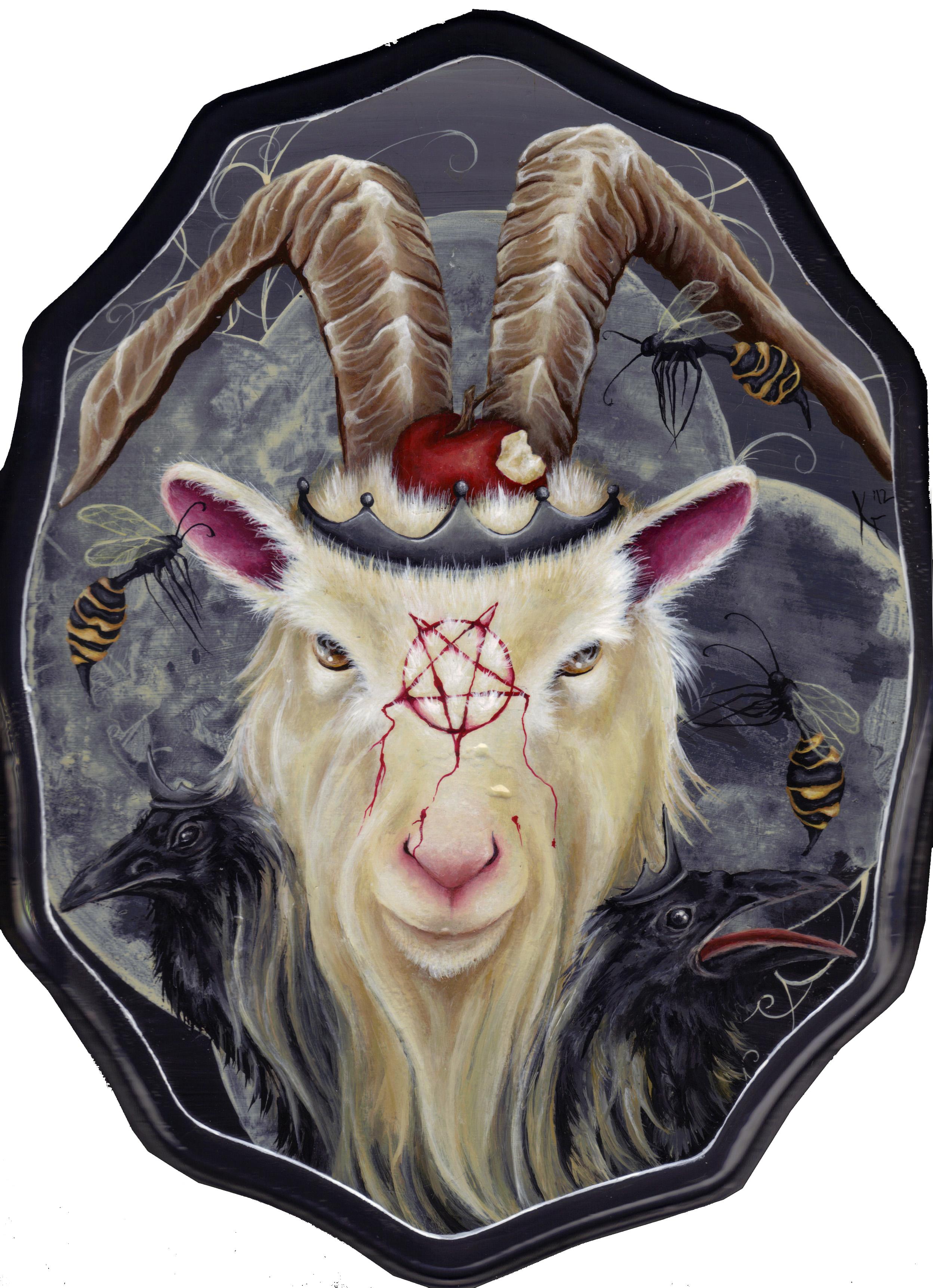 Kristen Ferrell Goats go to Hell