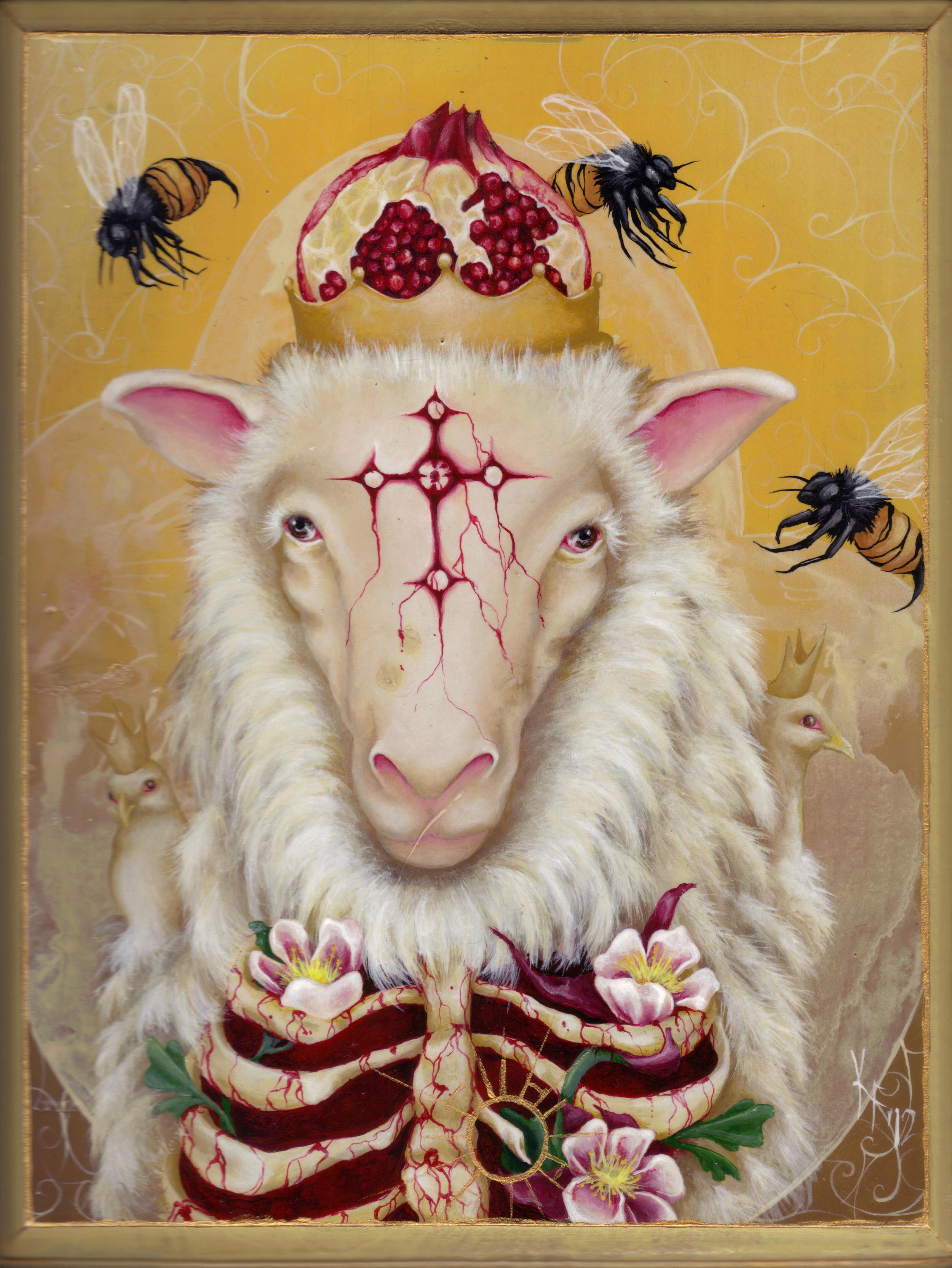 Kristen Ferrell Sheep go to Heaven