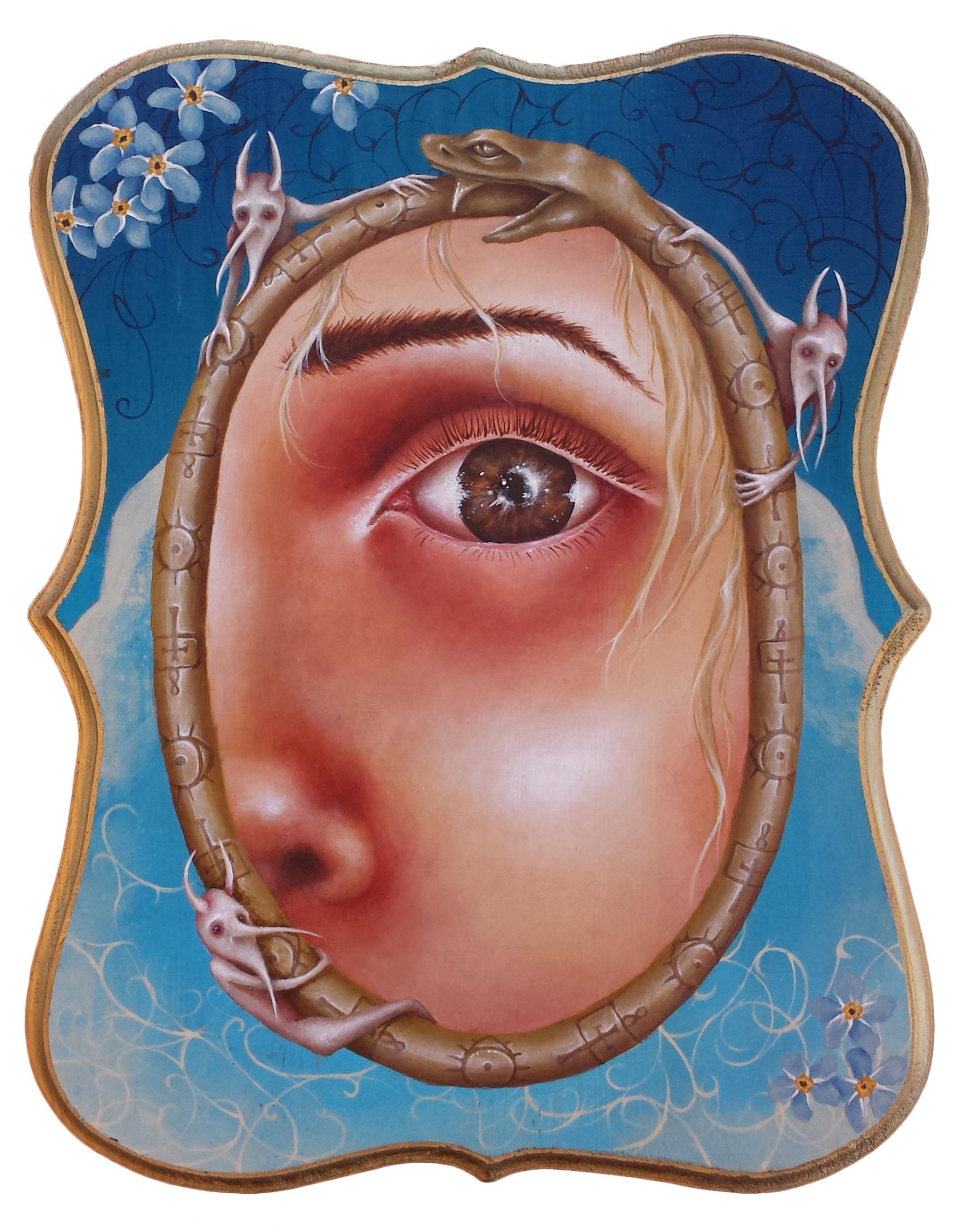 Kristen Ferrell Lovers Eye