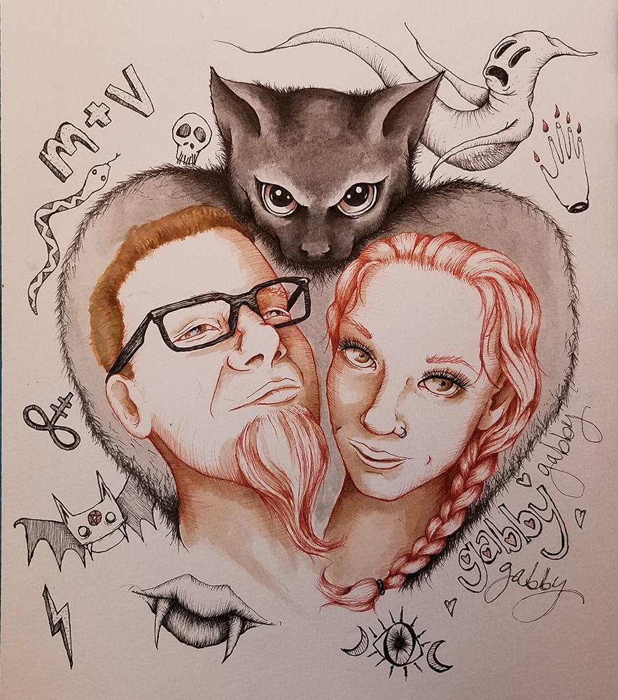 Kristen Ferrell - Pet Portrait