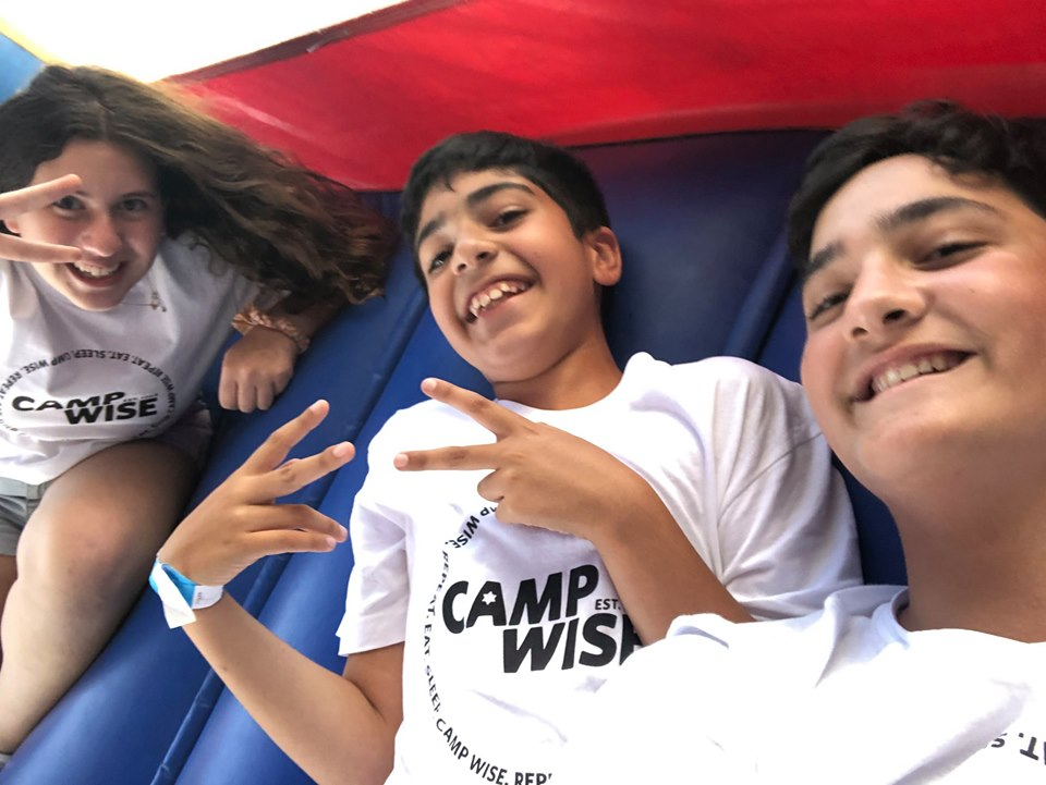 7-8th Grade Day at Camp Wise