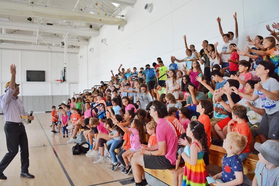 Week 7 August 5 - August 9: Baby Shark Doo Doo Doo Doo    Field Trips   Grades 1 - 2: Aquarium of the Pacific Grades 3 - 4: Hanger 18 / Hurricane Harbor (late pick-up) Grades 5 - 6: Broomball / Hurricane Harbor (late pick-up)    Special Events and Guests   Nautical Dress-Up | Water-slide