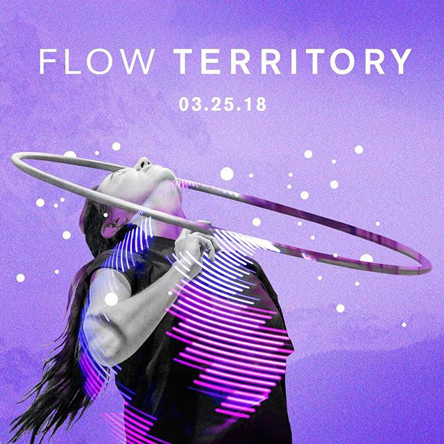 📢 Hoopers, Dancers and flow artists of NYC - it's jam time! We are proud to present another edition of FLOW TERRITORY on Sun. 3/25 from 2:15pm-6pm (@shelberinasue will be teaching a leg hooping workshop for the first 45mins) 👌🏼 Join us @theclemente to shake off the gunk, sweat it out and express your unique self! ⭕️ Ticket link in bio ☝🏼grab one while they last! 💜💜💜