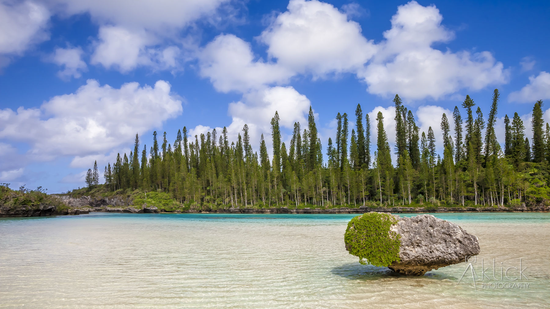 Piscine Naturelle on the Isle of Pines in New Caledonia.  Put on your list!
