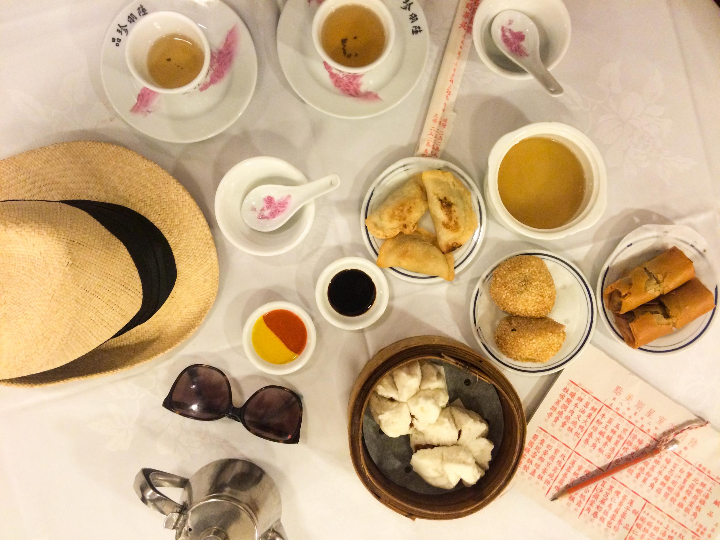 Luk Yu Teahouse