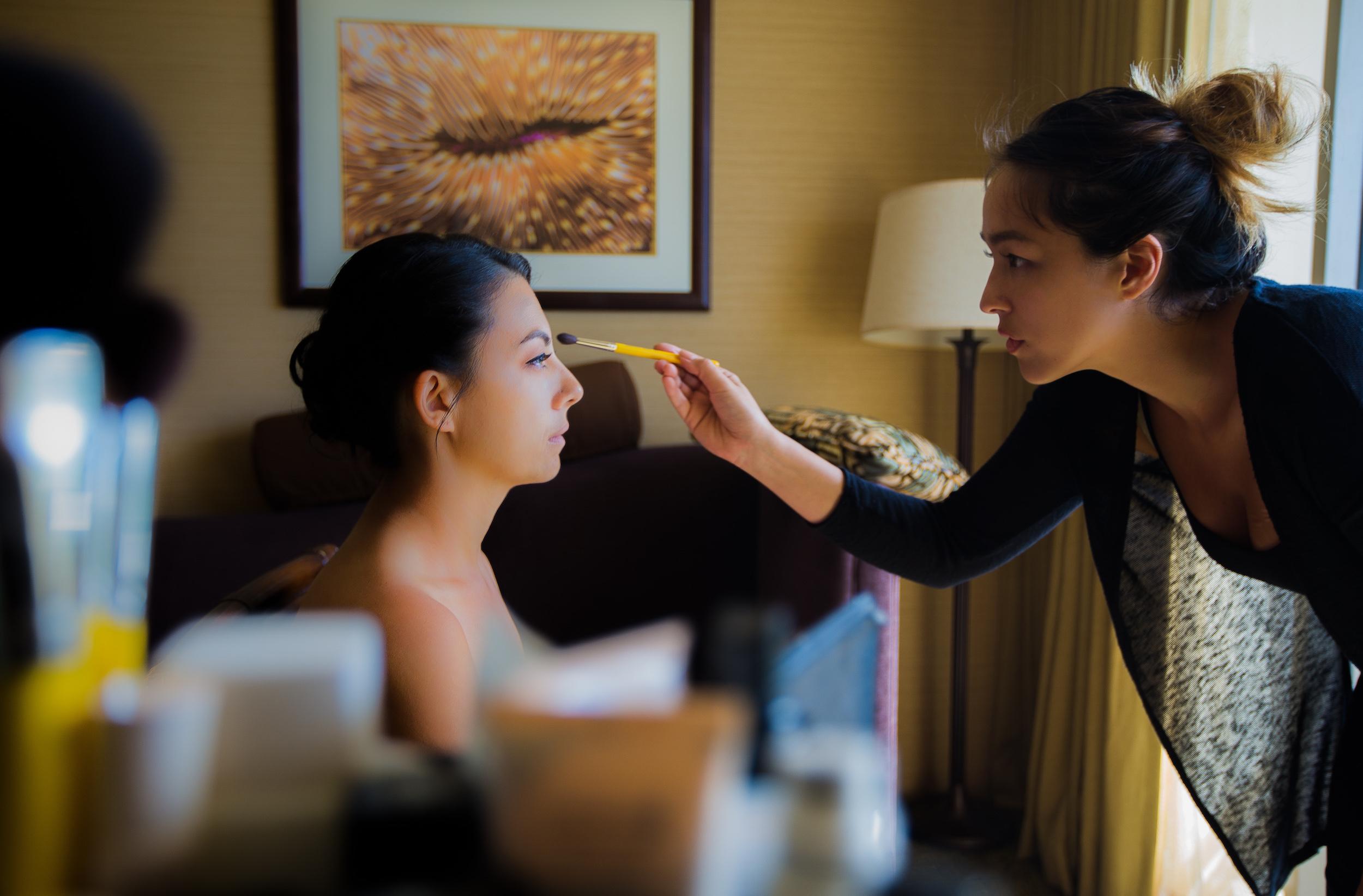 Hair and Makeup - Honolulu, Hawaii
