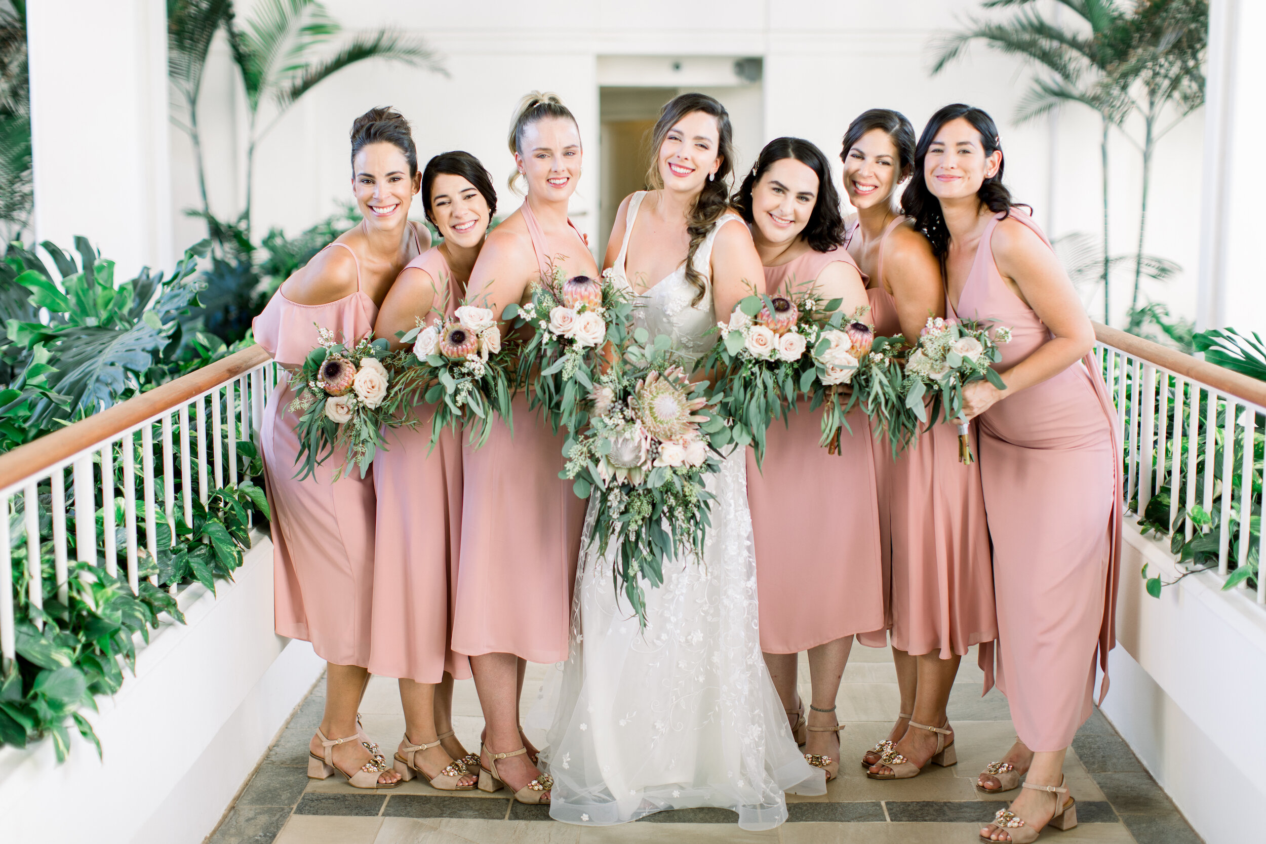 Wedding Hair and Makeup - Oahu Hawaii