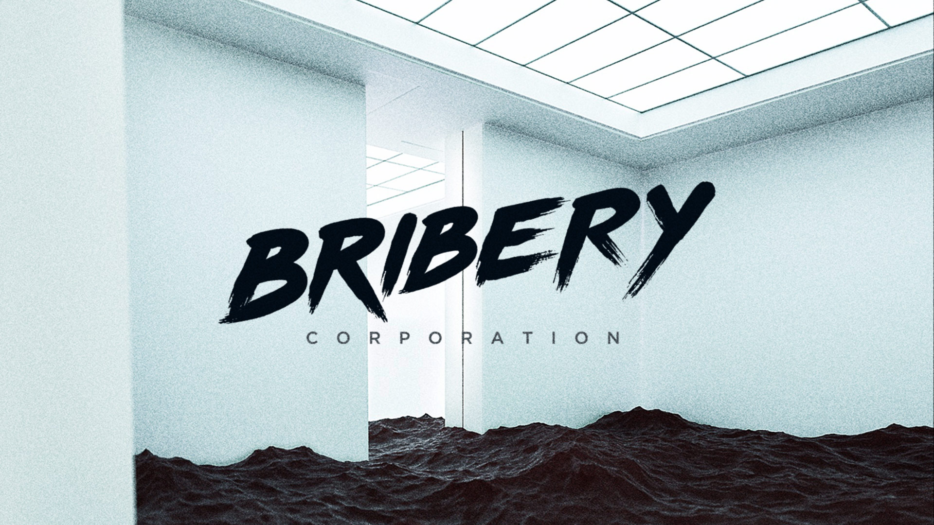 Bribery Corporation. 3D artwork designed by  Albert Albaladejo