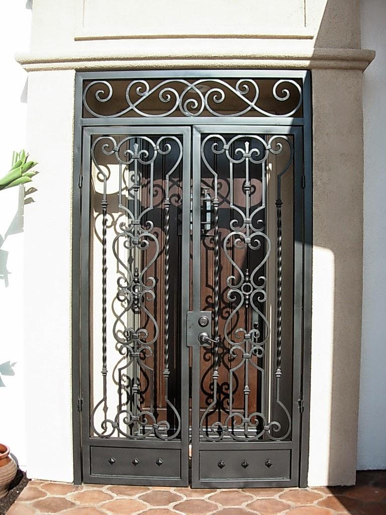 450 Door with Transom