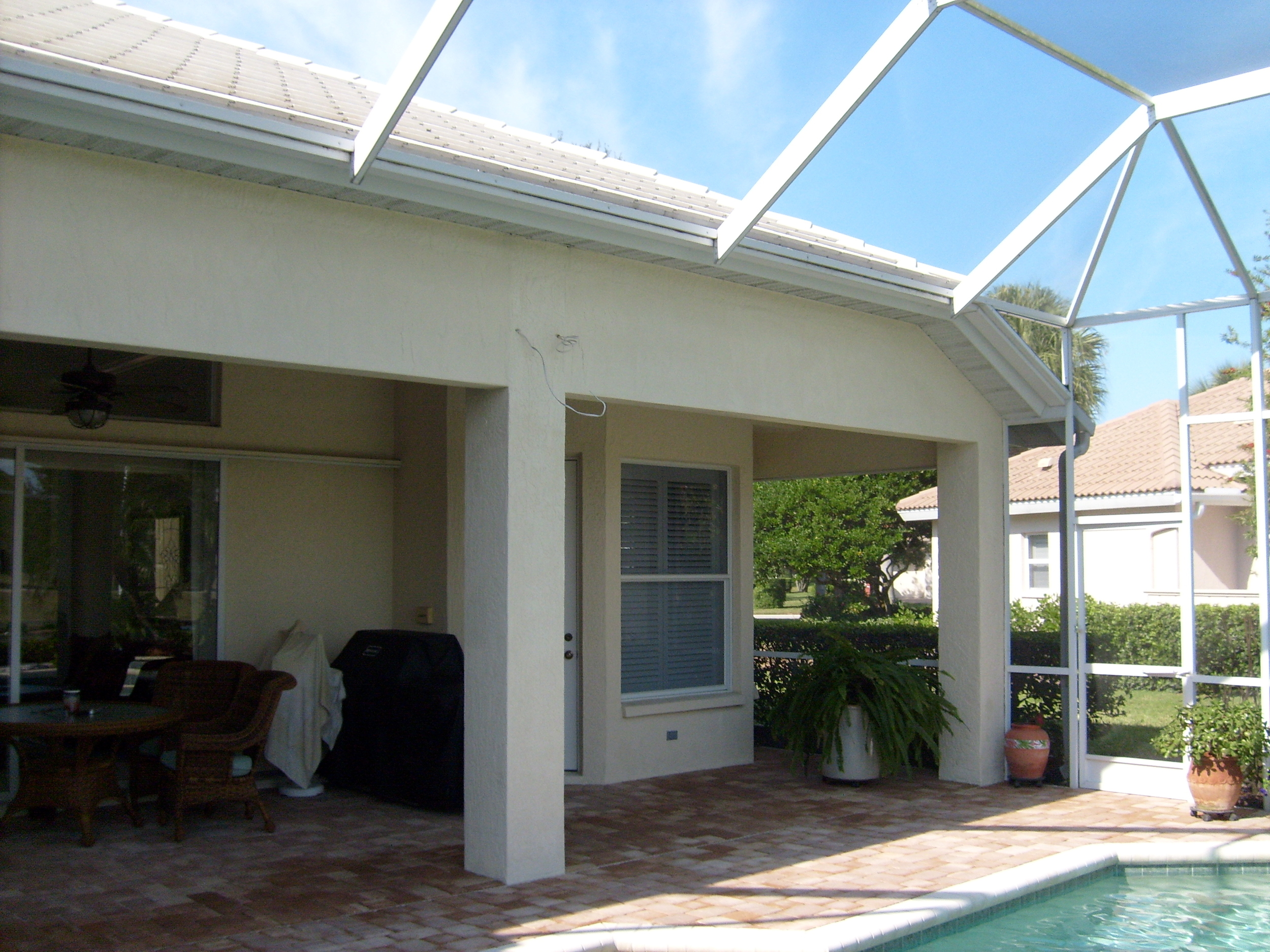 64 Finish Stucco and Paint