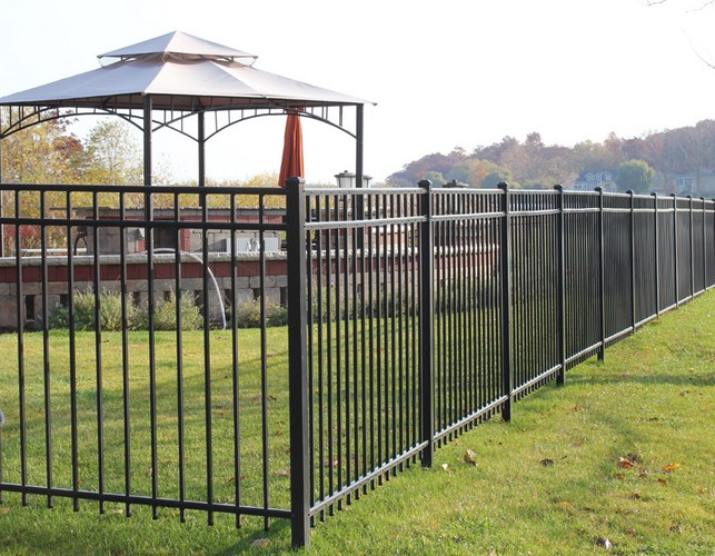 930 Industrial Fence