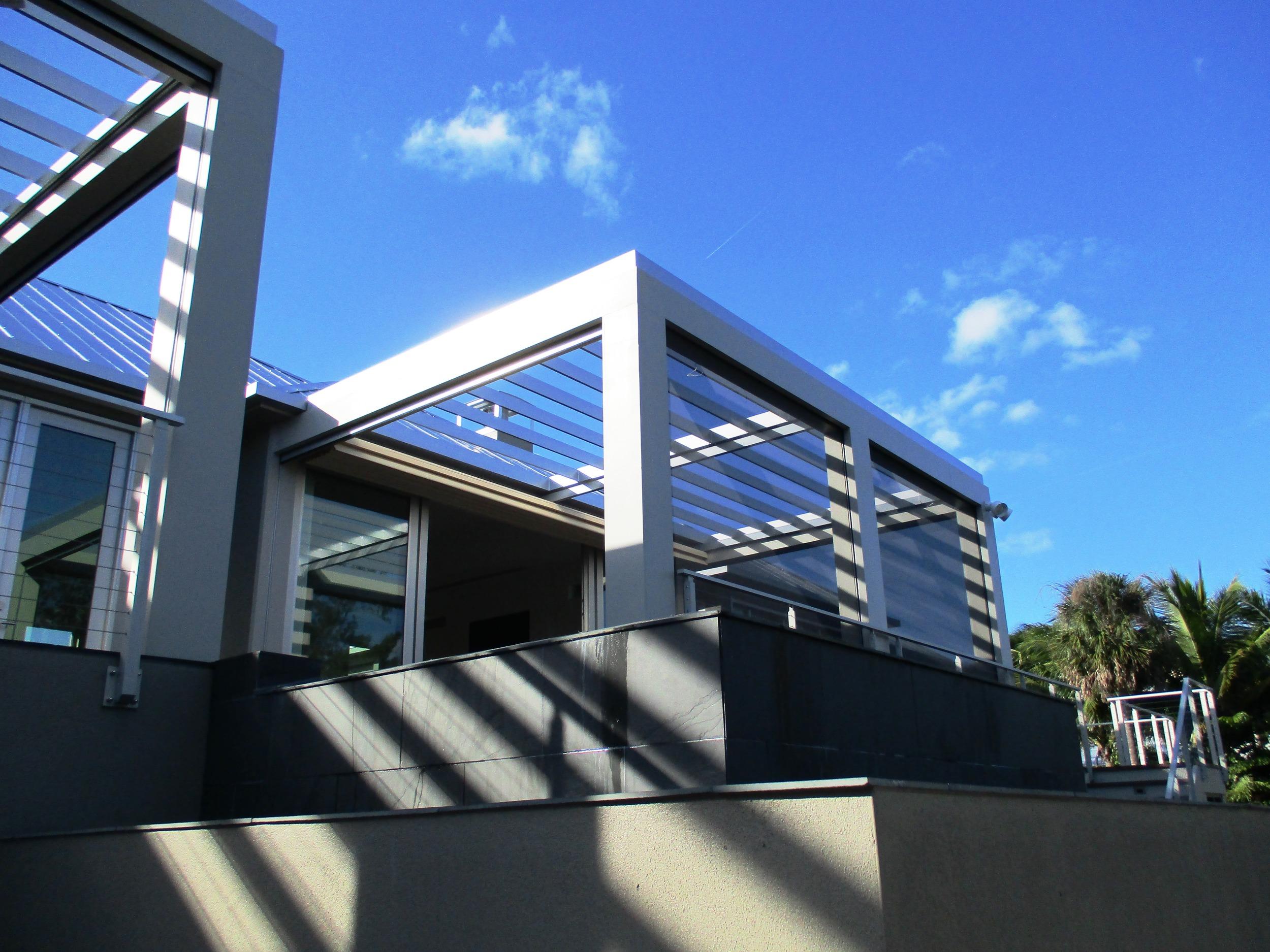 295 Pergola's on Boca Grande Modern Design