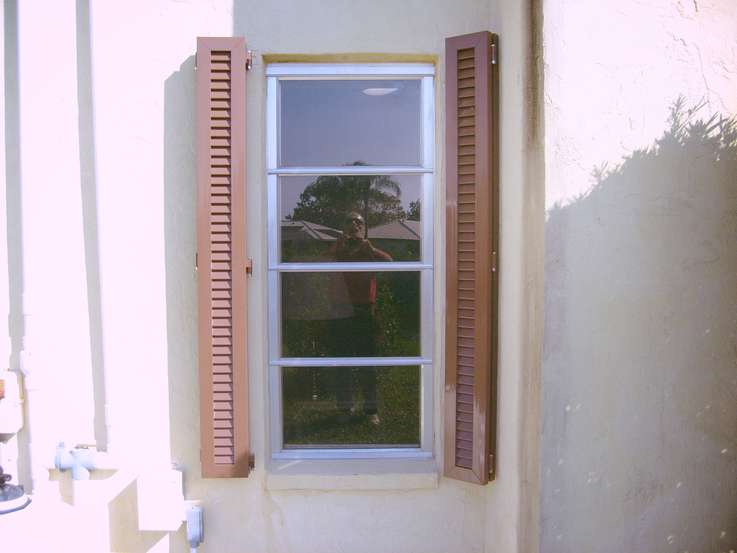 Colonial Jansen Shutters Windows Hurricane Window
