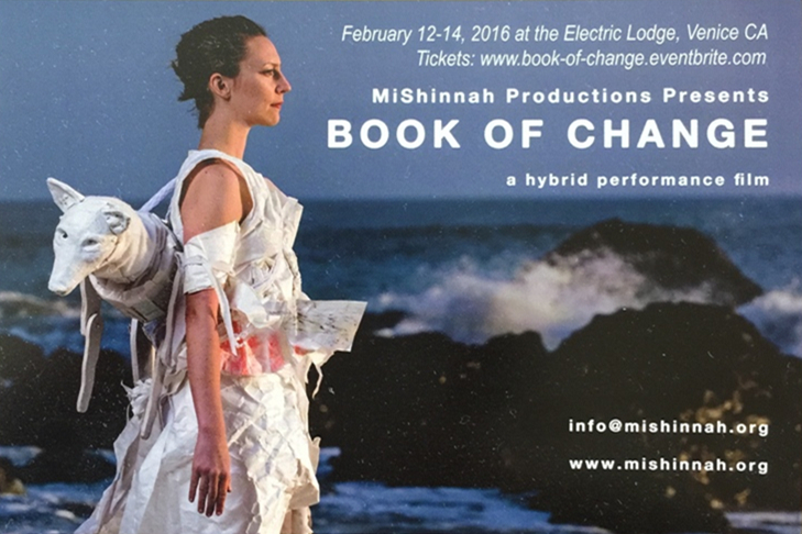 Iphigenia: Book Of Change -  Set Design by Yao ZhangFeb 12-14, 2016 @The Electric Lodge, Venice CA