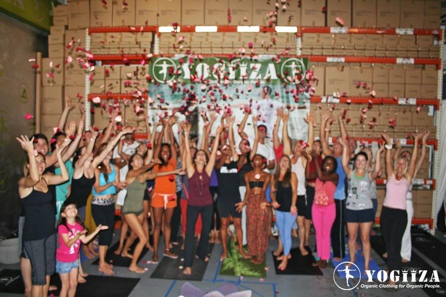 Karma Yoga at YOGiiZA