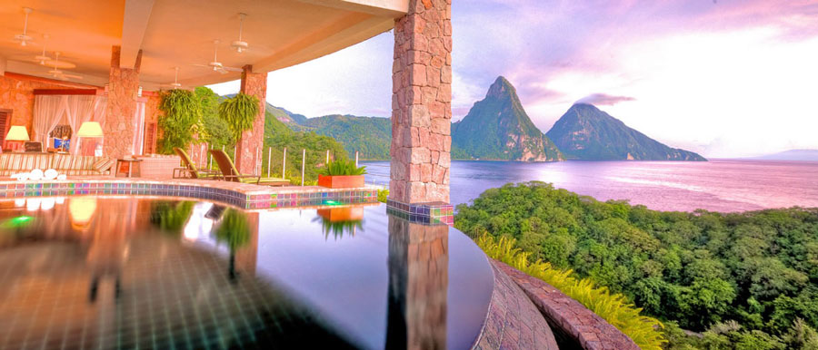 Jade Mountain - Galaxy Sanctuary