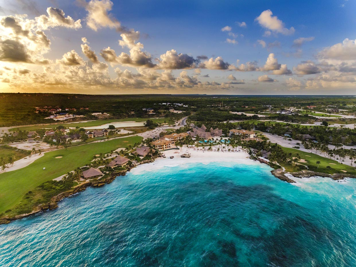CAP CANA, DOMININCAN REPUBLIC - April 27 - May 2nd 2019