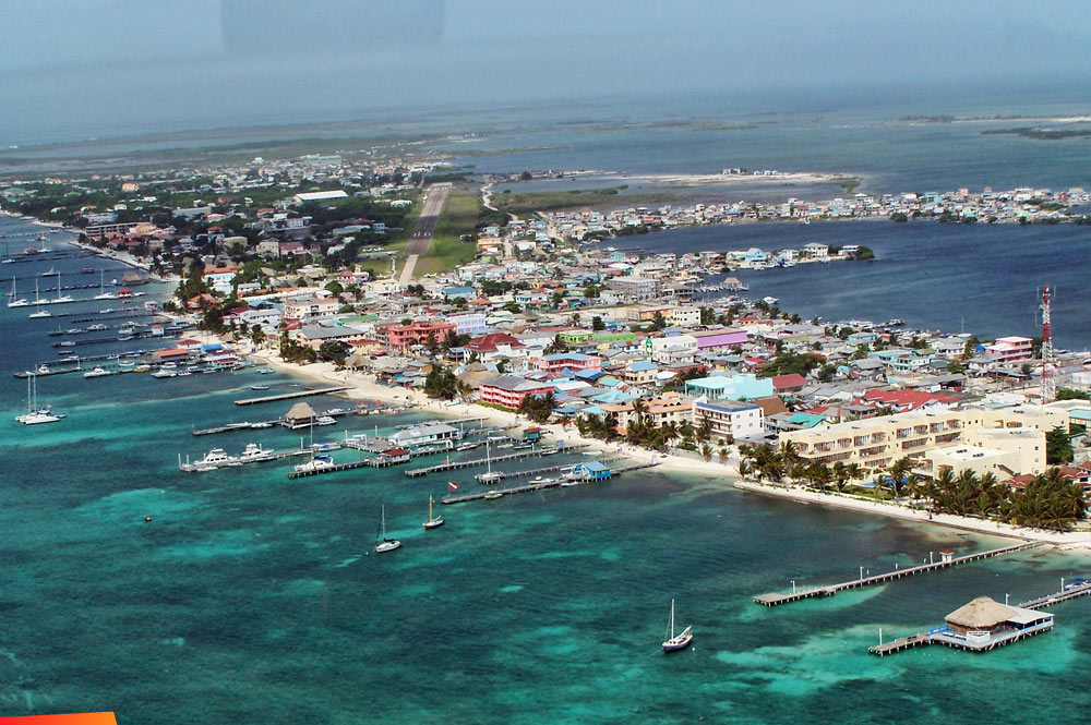 ABOUT AMBERGRIS CAYE - CLICK HERE