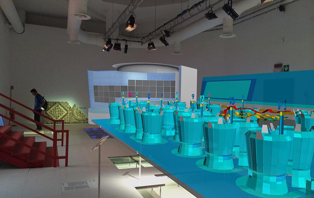 Virtual Trading Floor, Asymptote Architects