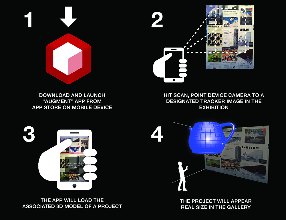 Download and use instructions for the Augmented Reality App