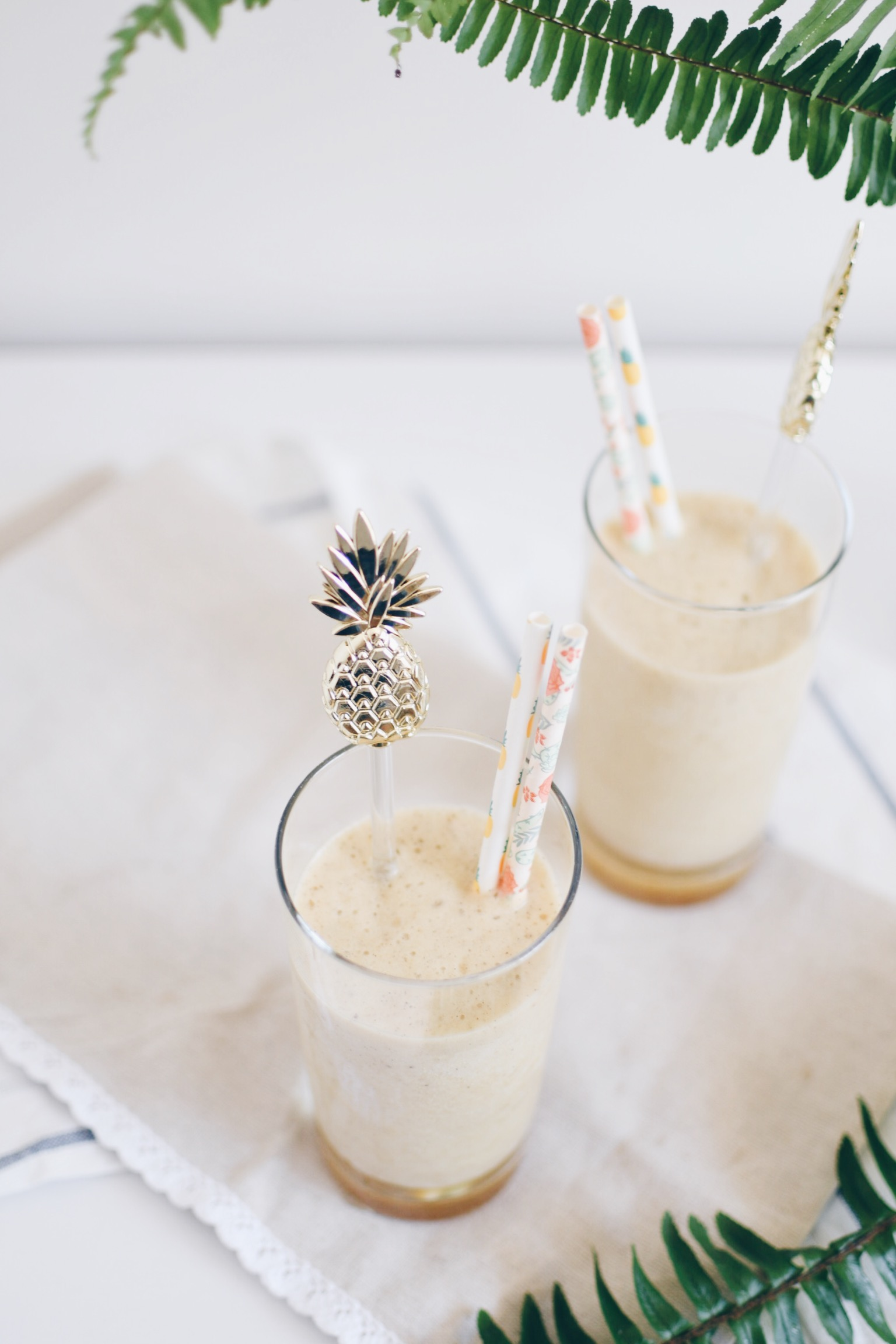 vital proteins pineapple coconut smoothie
