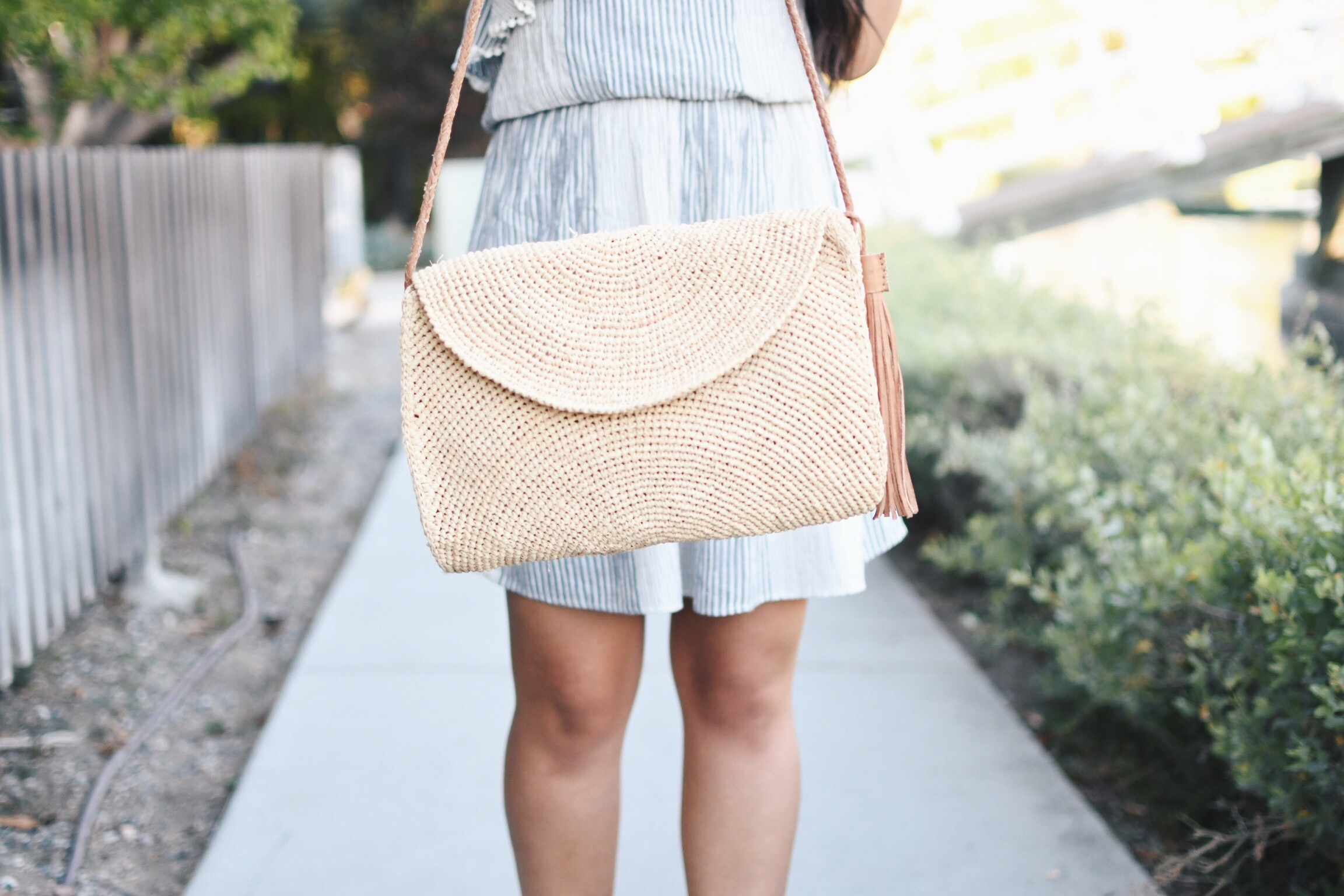 Cute Straw Bag