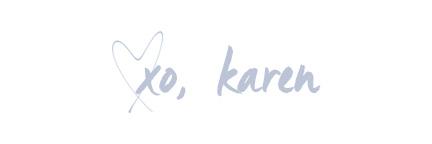 blogpost signature