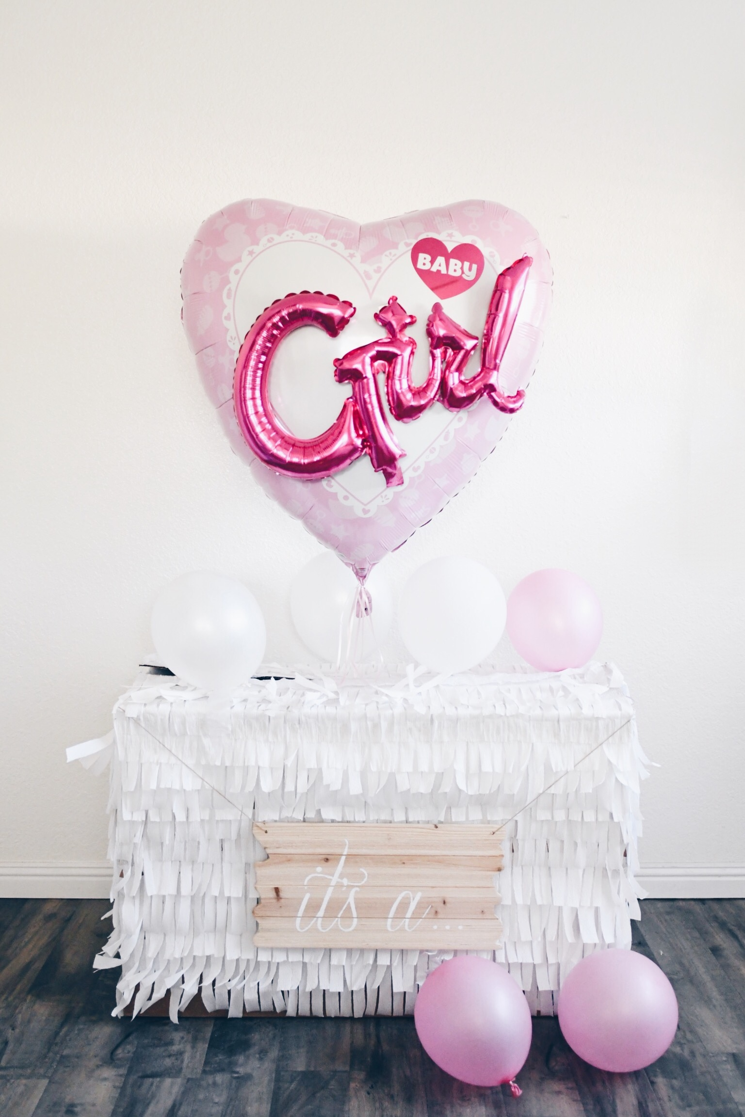 Gender Reveal | It's A Girl