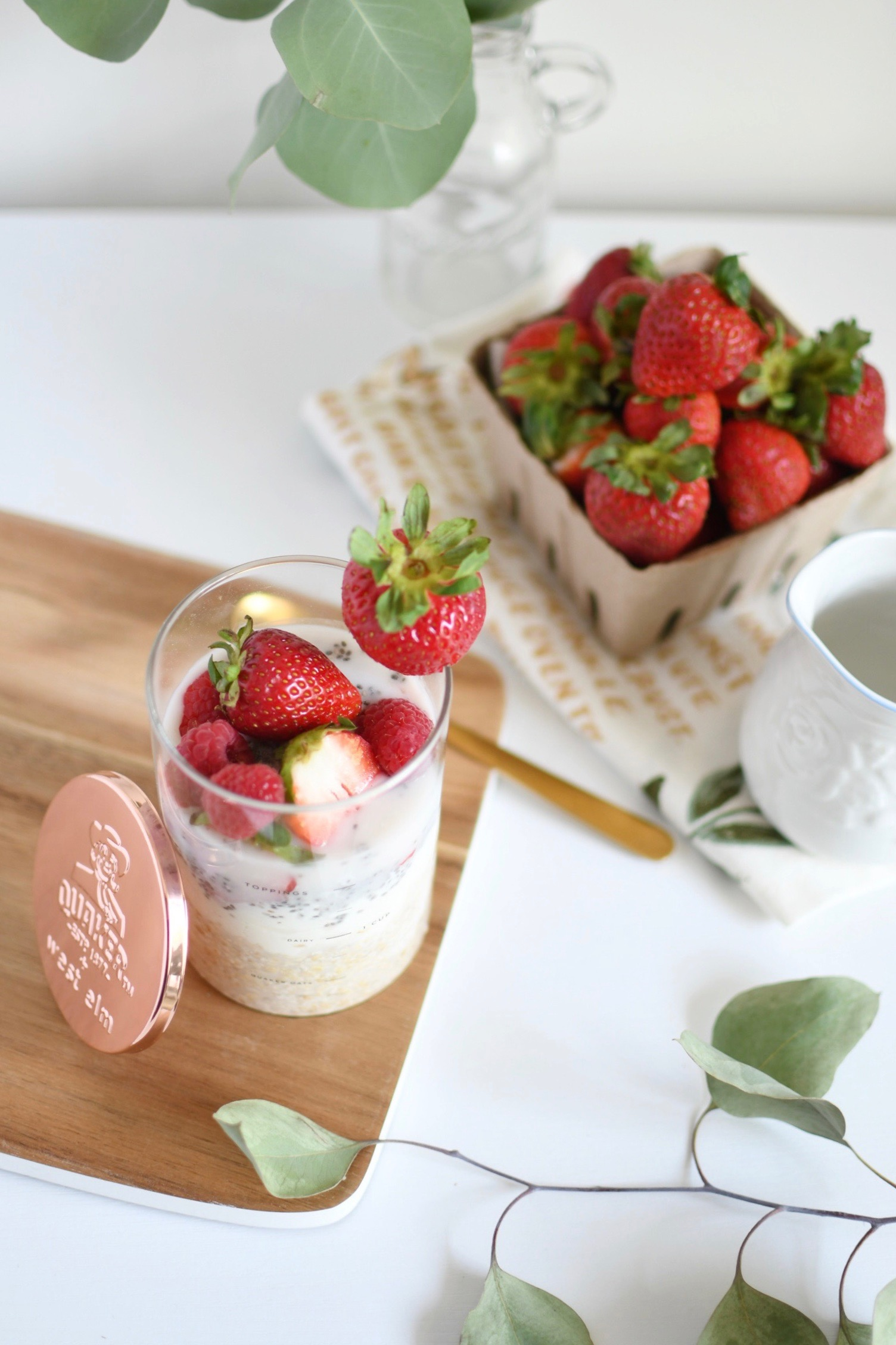 Easy And Healthy Overnight Oats Recipe