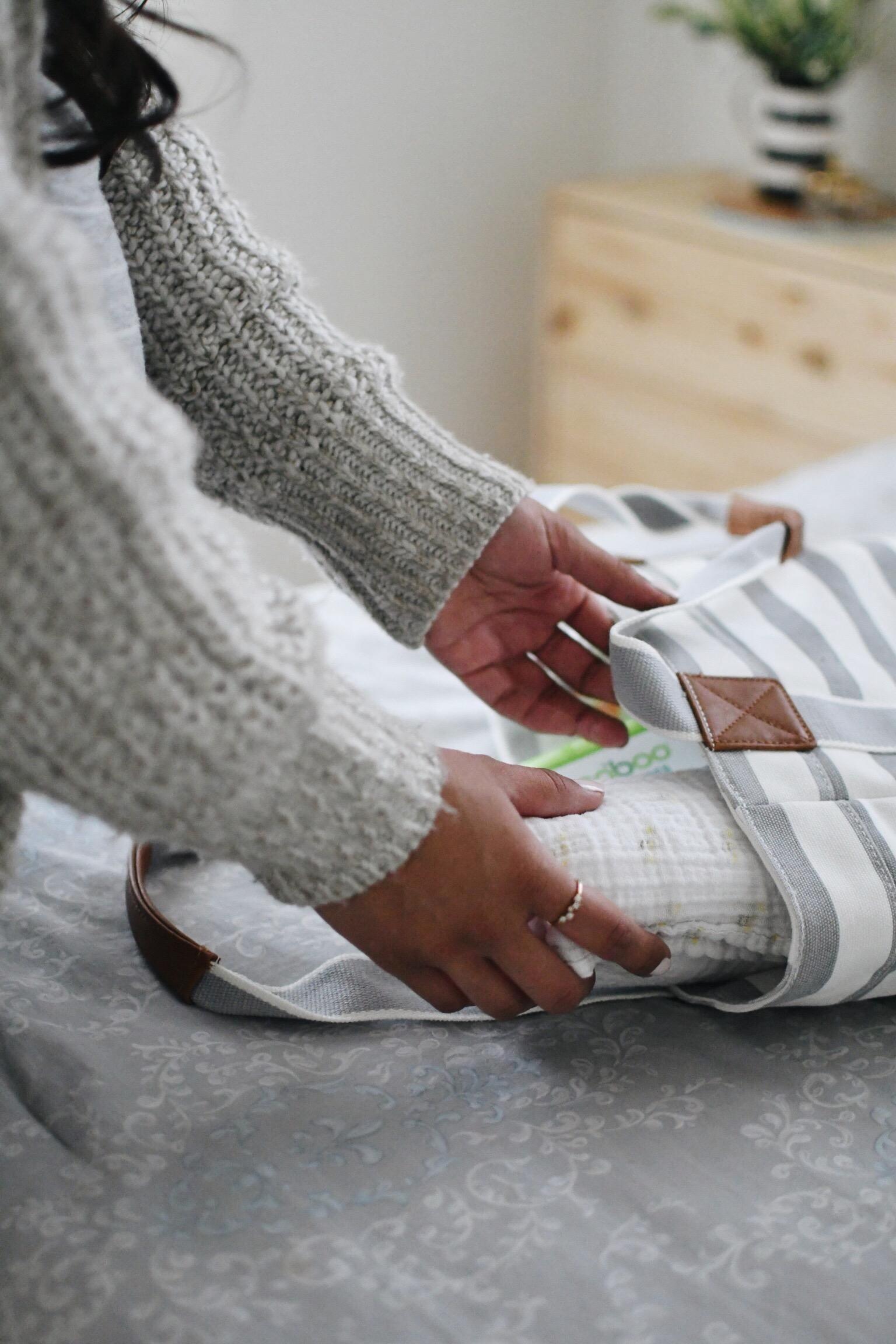 Newborn Diaper Bag Essentials