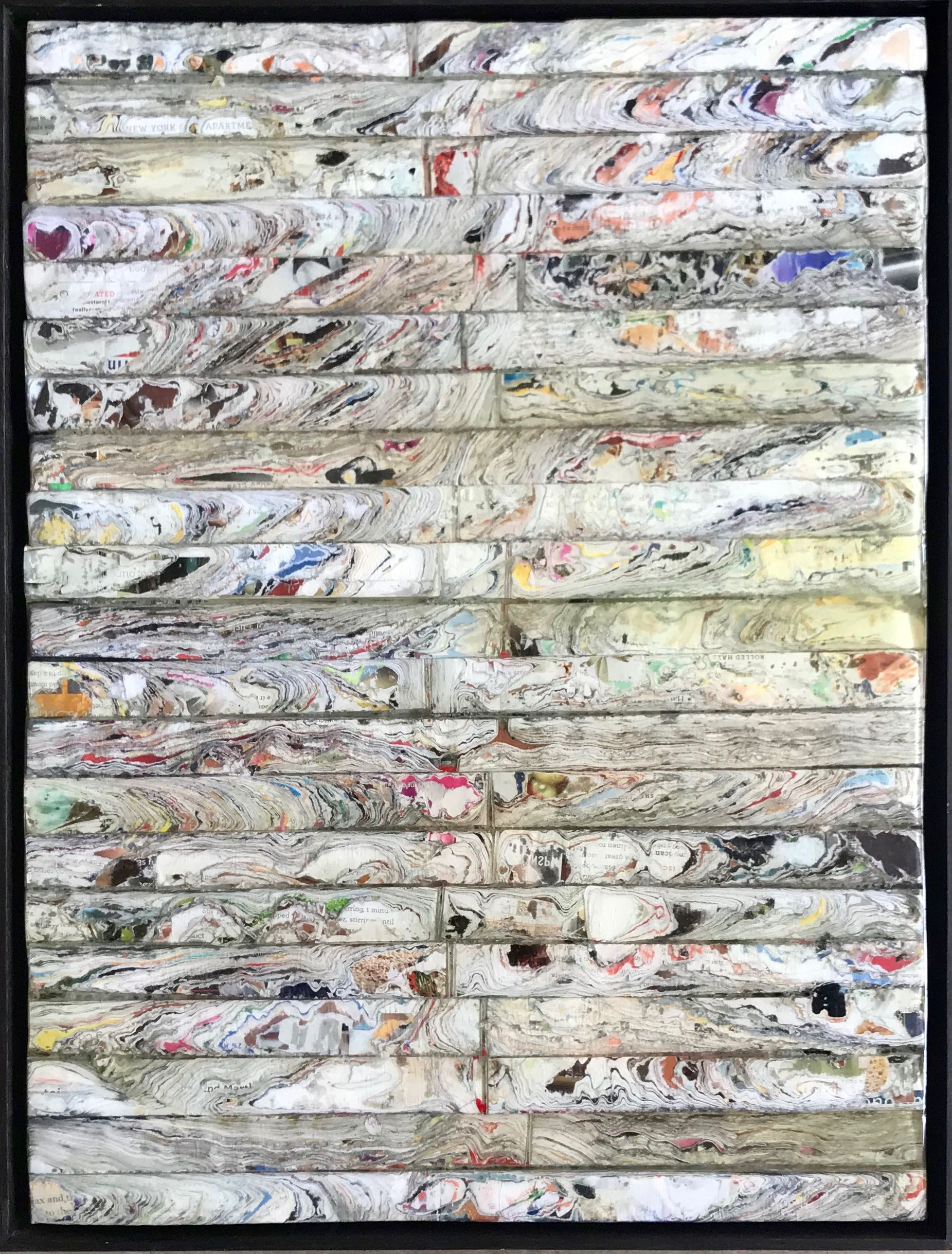 SOLD Richardson. Crosscut, Mixed Media with Resin, 21x16 inch $600.jpg